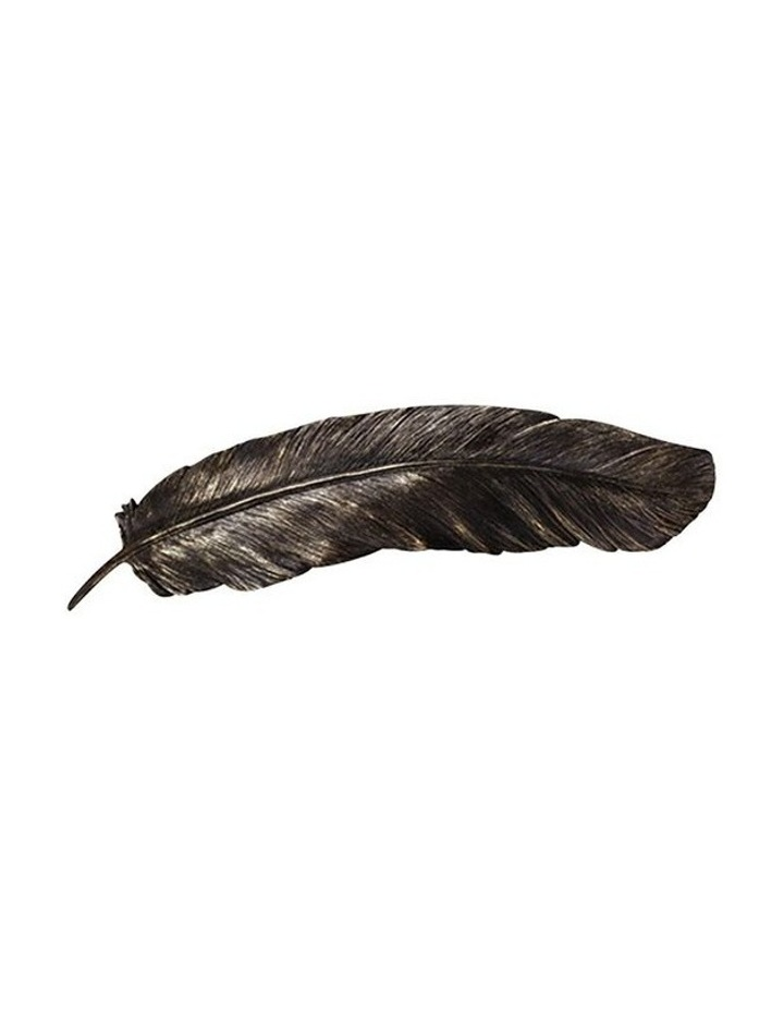 Black Feather Wall Art Pre-Order image 1