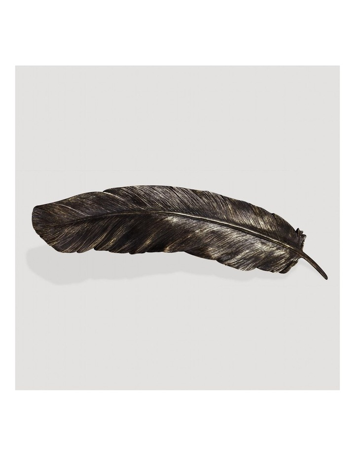 Black Feather Wall Art Pre-Order image 2