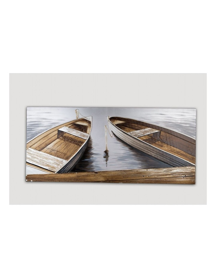 Boat 3D Art image 2