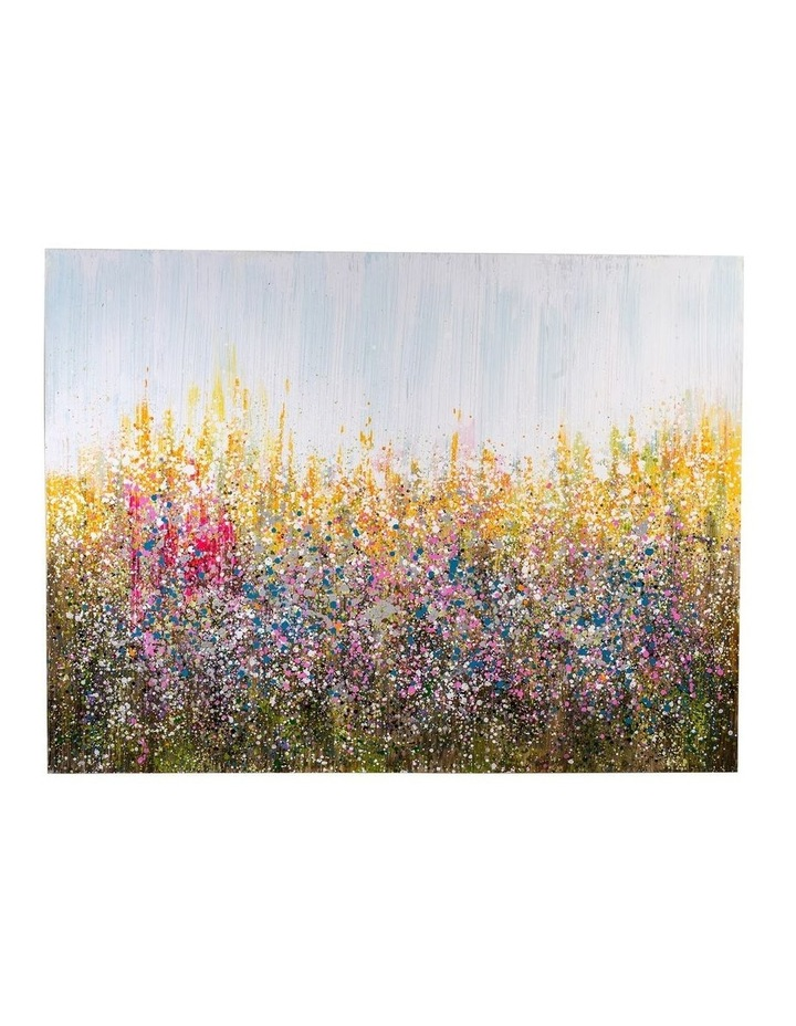 Abstract Field Painting image 1