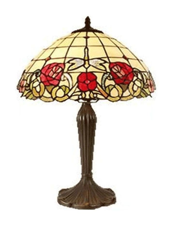 Armadeus Tiffany Table Lamp image 1