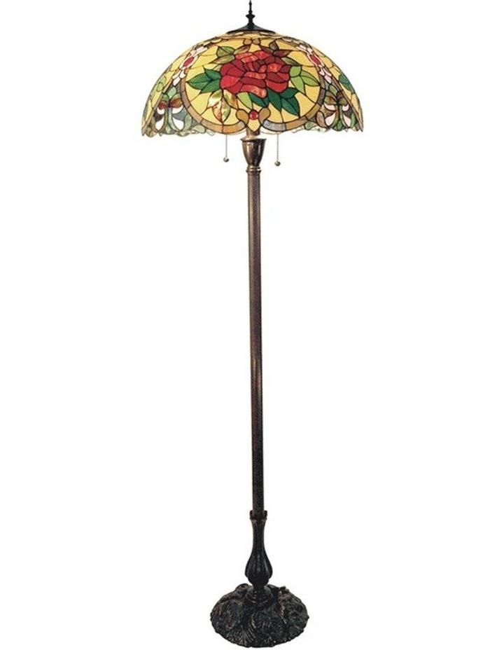 Camellia Tiffany Floor Lamp image 1