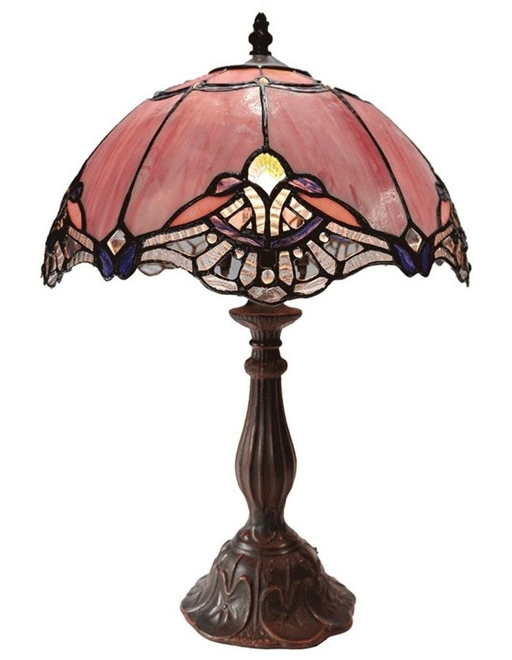 Memphis Tiffany Table Lamp image 1