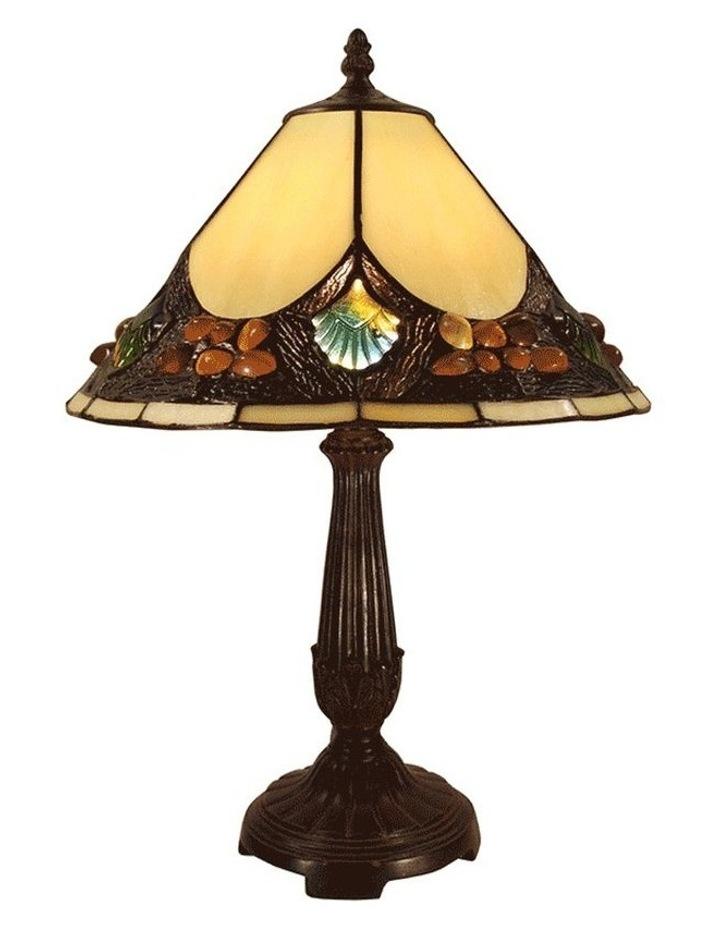 Janay Tiffany Table Lamp image 1