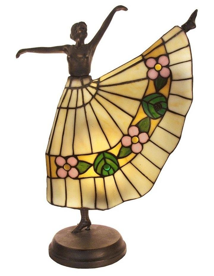 Dancer Tiffany Table Lamp image 1