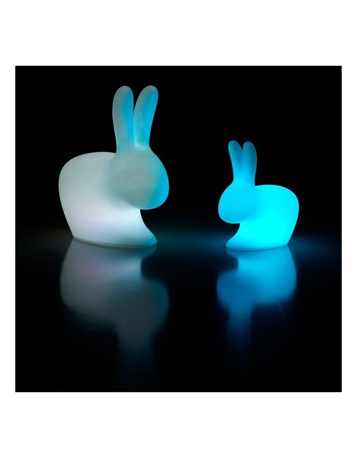 Rabbit Small Lamp with Rechargeable LED image 2