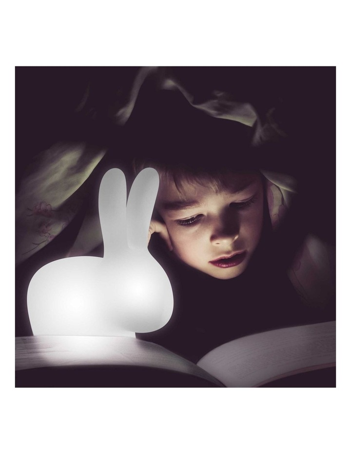 Qeeboo Rabbit Xs Lamp With Rechargeable Led image 3