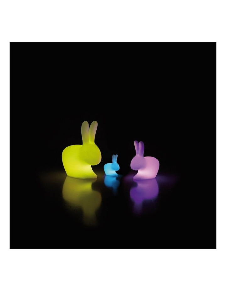 Qeeboo Rabbit Xs Lamp With Rechargeable Led image 4