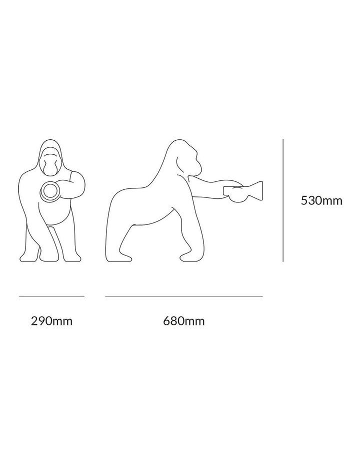 Kong Lamp XS - White image 4