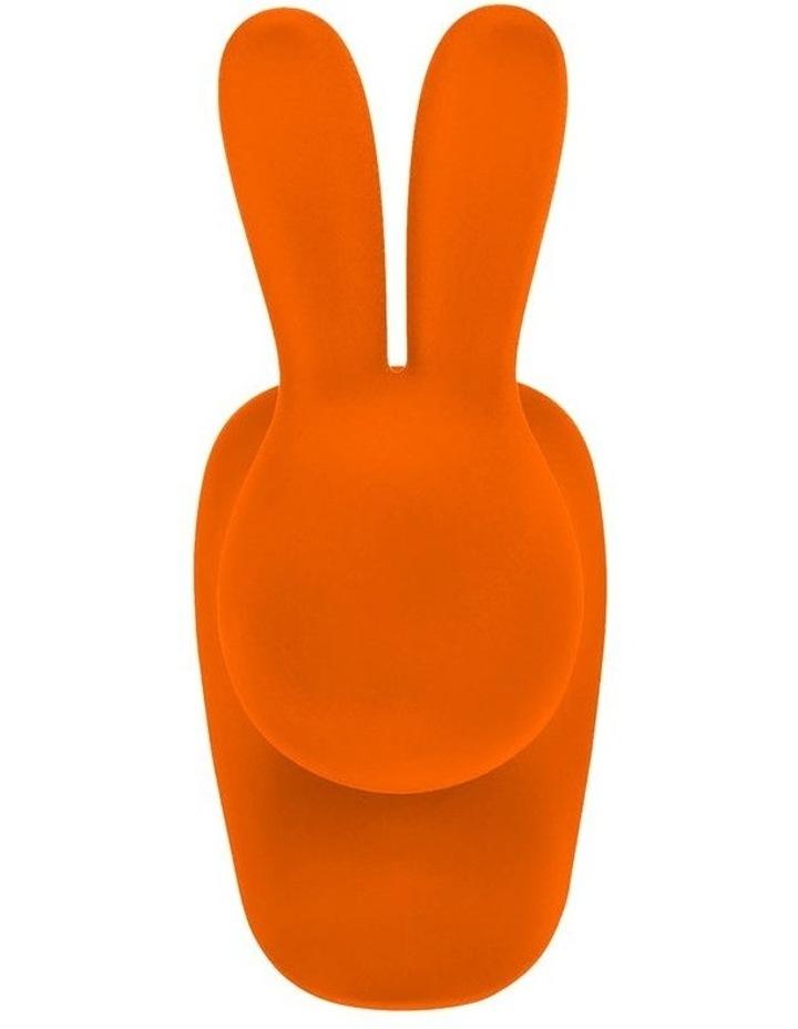 Chair Velvet Finish - Orange image 1