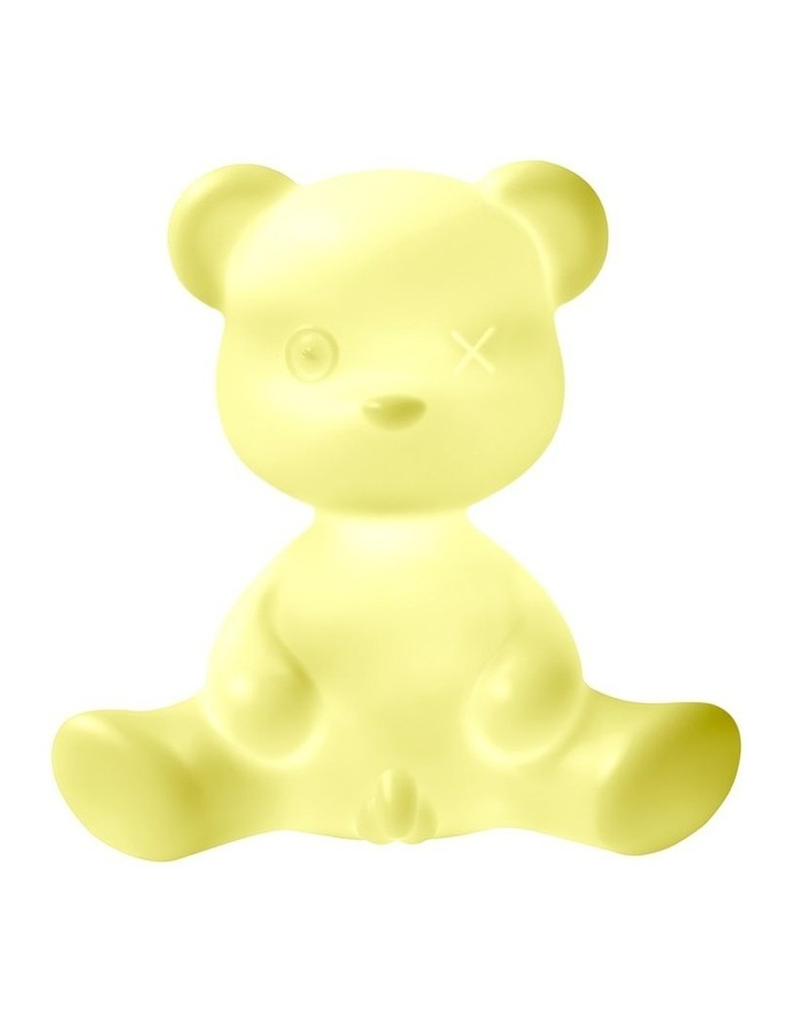Teddy Boy Lamp with Cable - Lime image 1