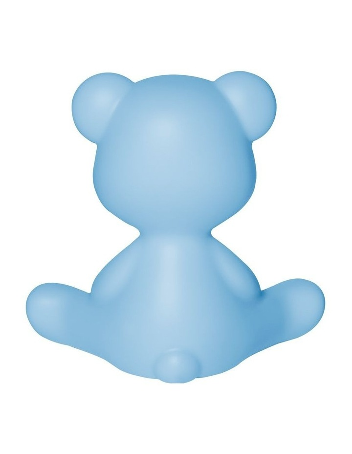 Teddy Boy Lamp with Cable - Light Blue image 4