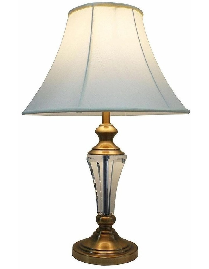 Vienna Crystal Table Lamp image 1