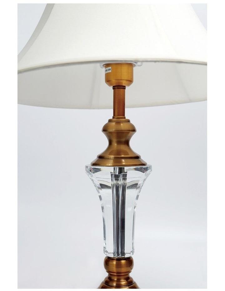 Vienna Crystal Table Lamp image 2