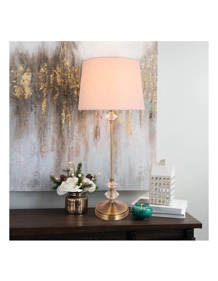 Ringo Crystal Table Lamp image 6