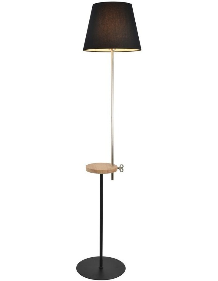 Ribbed Floor Lamp image 1
