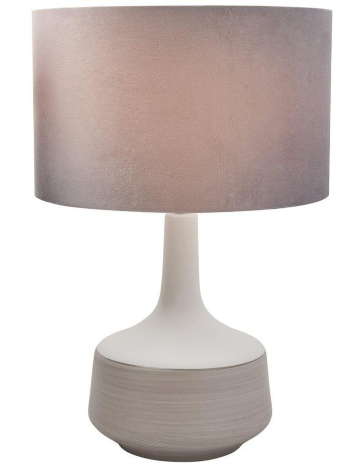 Mavis Ceramic Table Lamp image 1