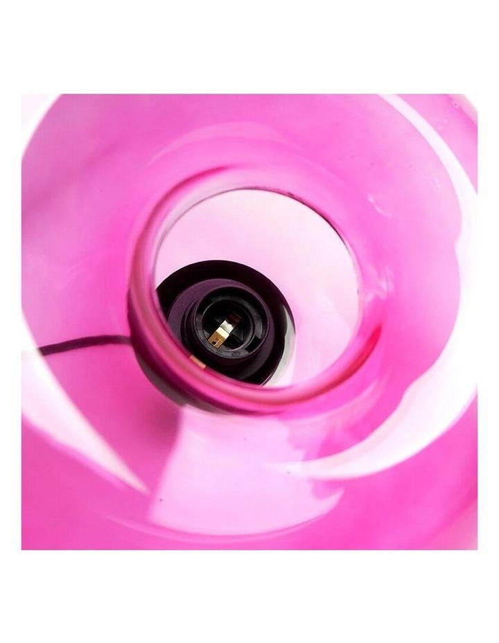 Mason Oval Pendant Light Pink image 4