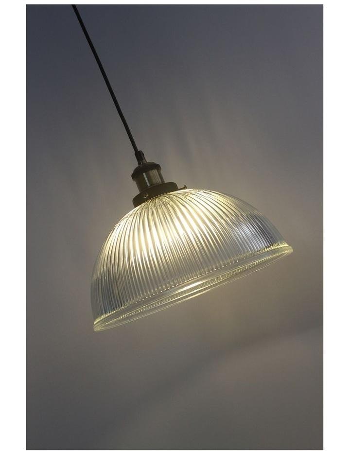 Tristan Pendant Light Clear image 2