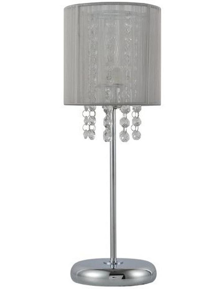 Emilia Table Lamp Grey image 1