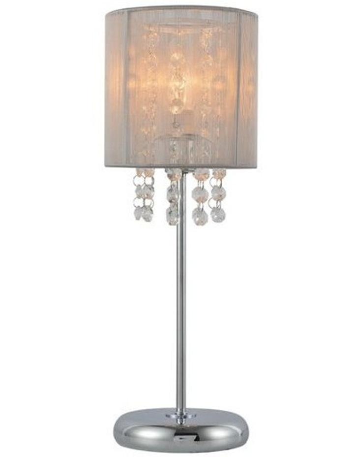 Emilia Table Lamp Grey image 2