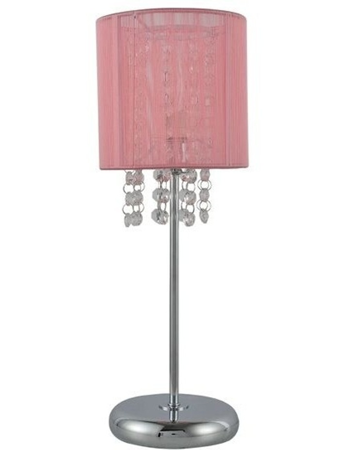 Emilia Table Lamp Pink image 1