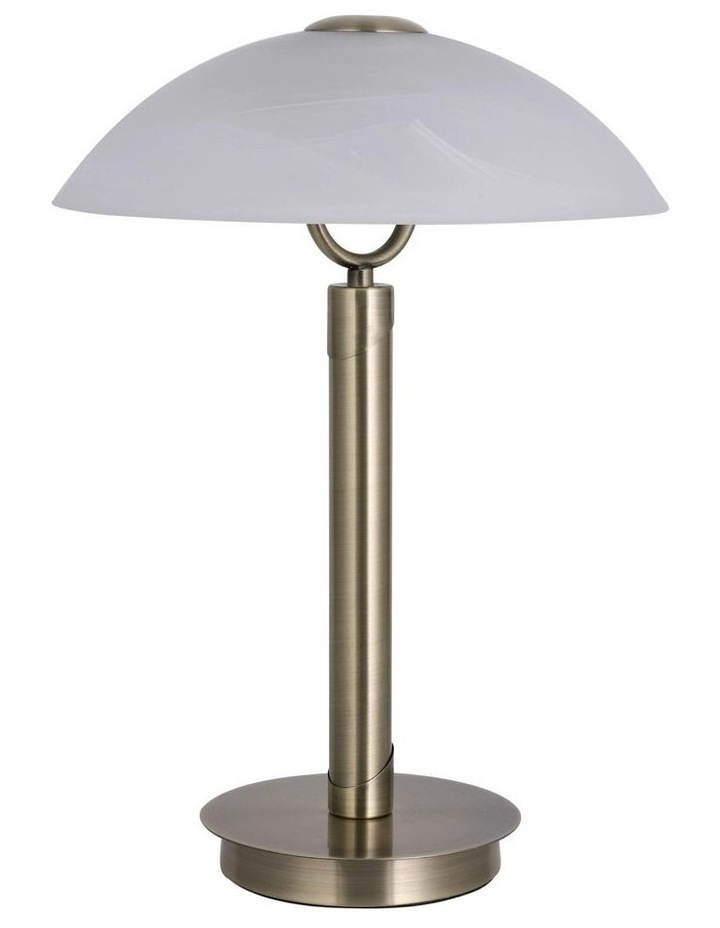 Ember Touch Table Lamp Antique Brass image 2