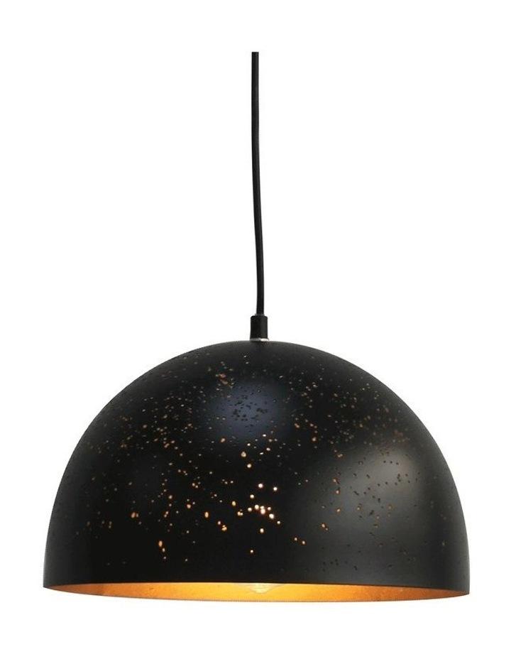 Bardem Pendant Light Black 30cm image 1