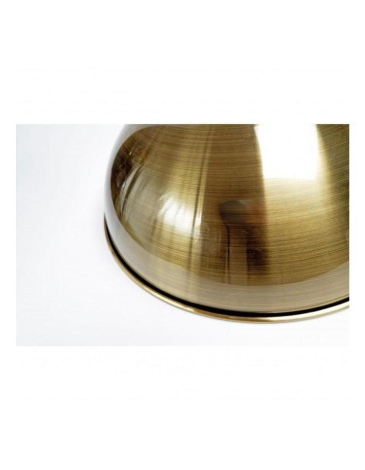 Jess Rise & Fall Pendant Light Antique Brass image 4