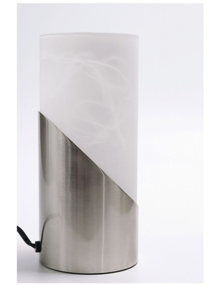 Marc Touch Table Lamp Satin Chrome image 2