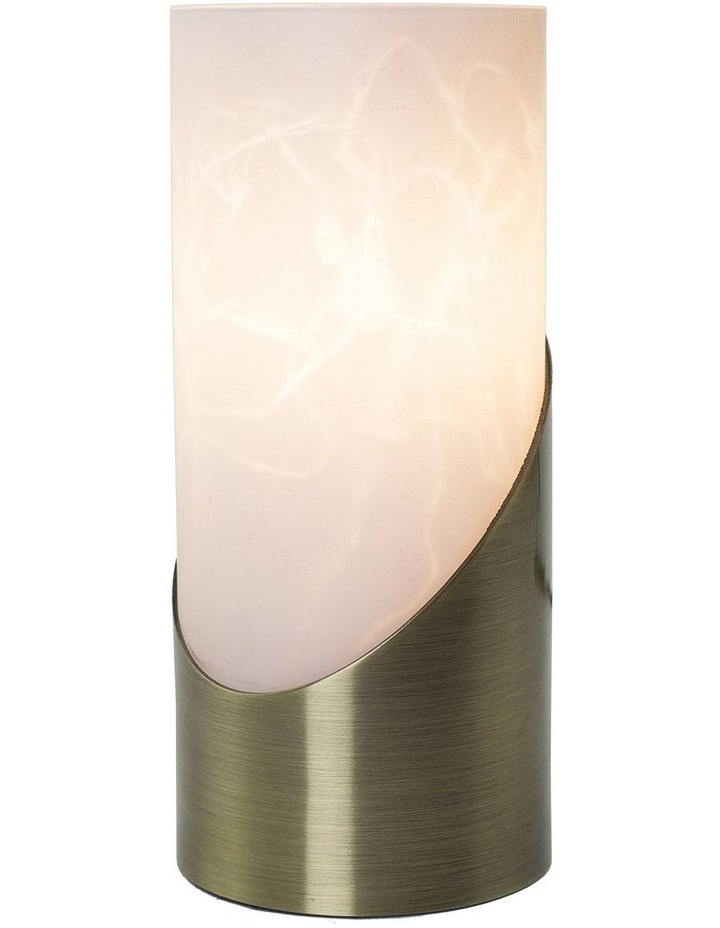 Marc Touch Table Lamp Antique Brass image 1
