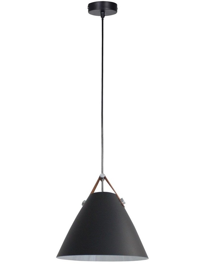 Milano Pendant Light Black image 1