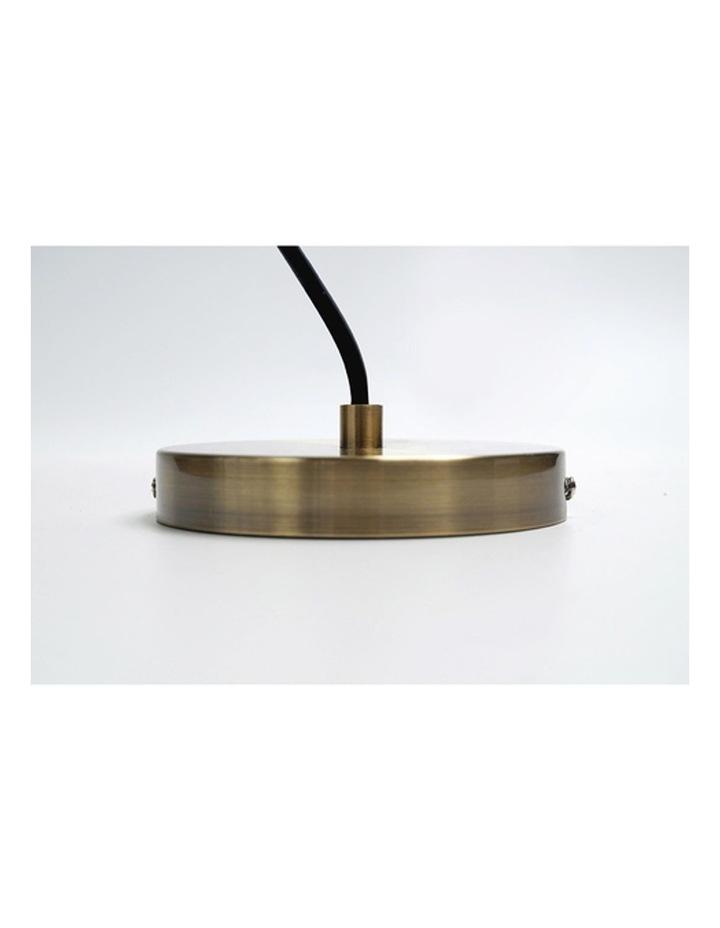 Manor Pendant Light - 1 Light Weathered Brass image 3