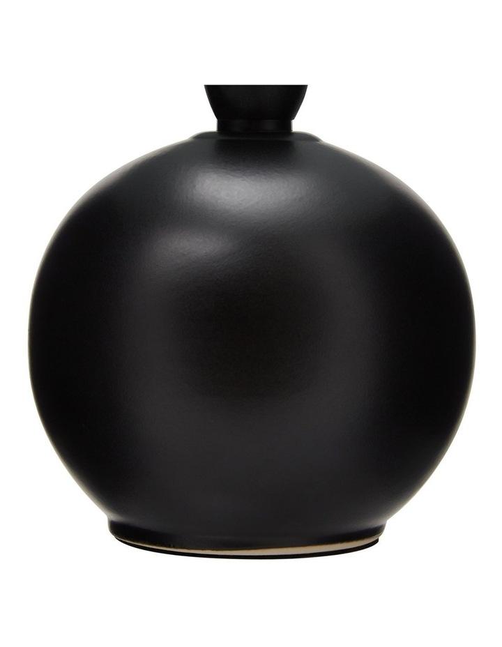 Louis Ceramic Modern Round Table Lamp Set Of 2 image 5