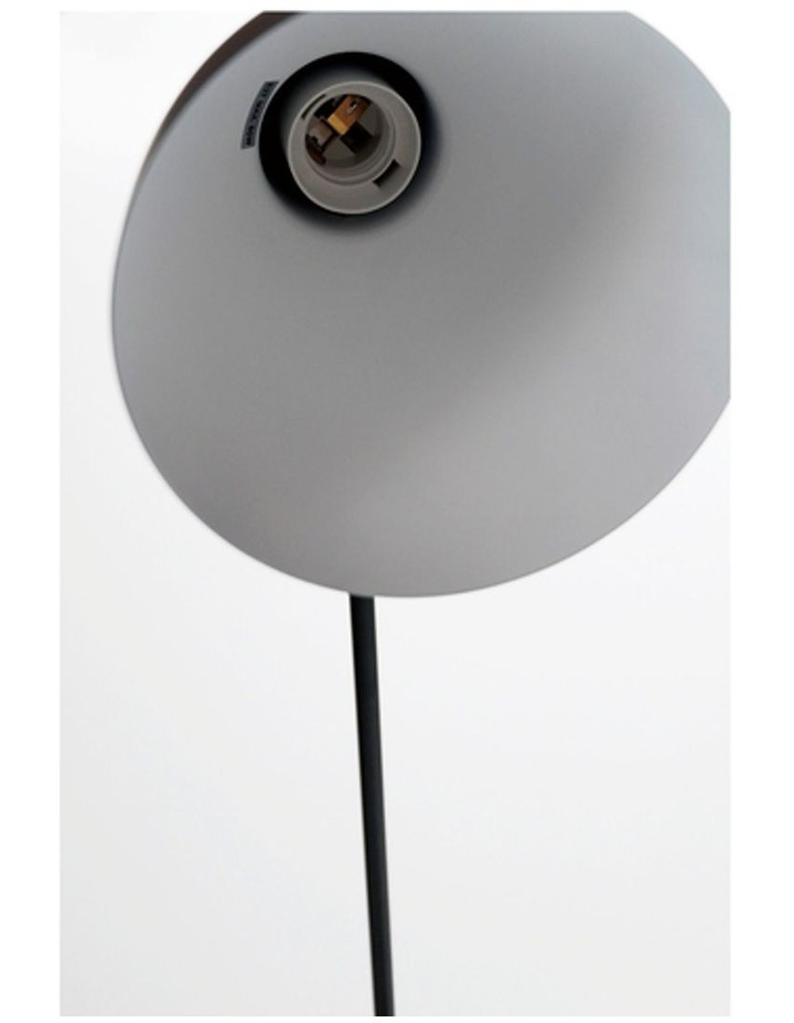 Scandinavian Style Adjustable Floor Lamp Black image 4