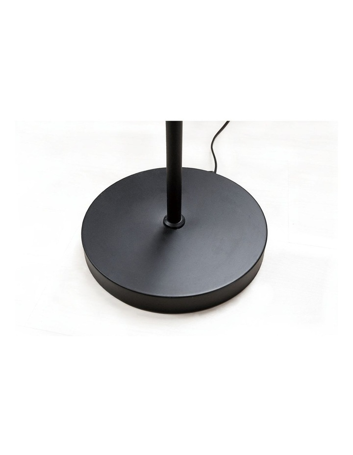 Scandinavian Style Adjustable Floor Lamp Black image 5