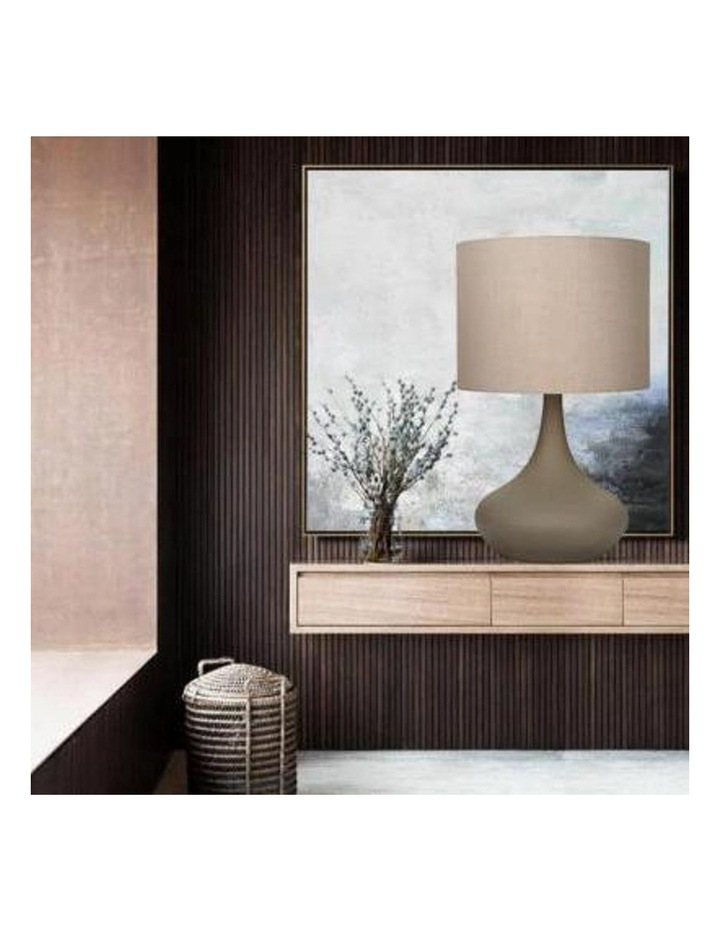 Atley Metal Touch Table Lamp Large image 5