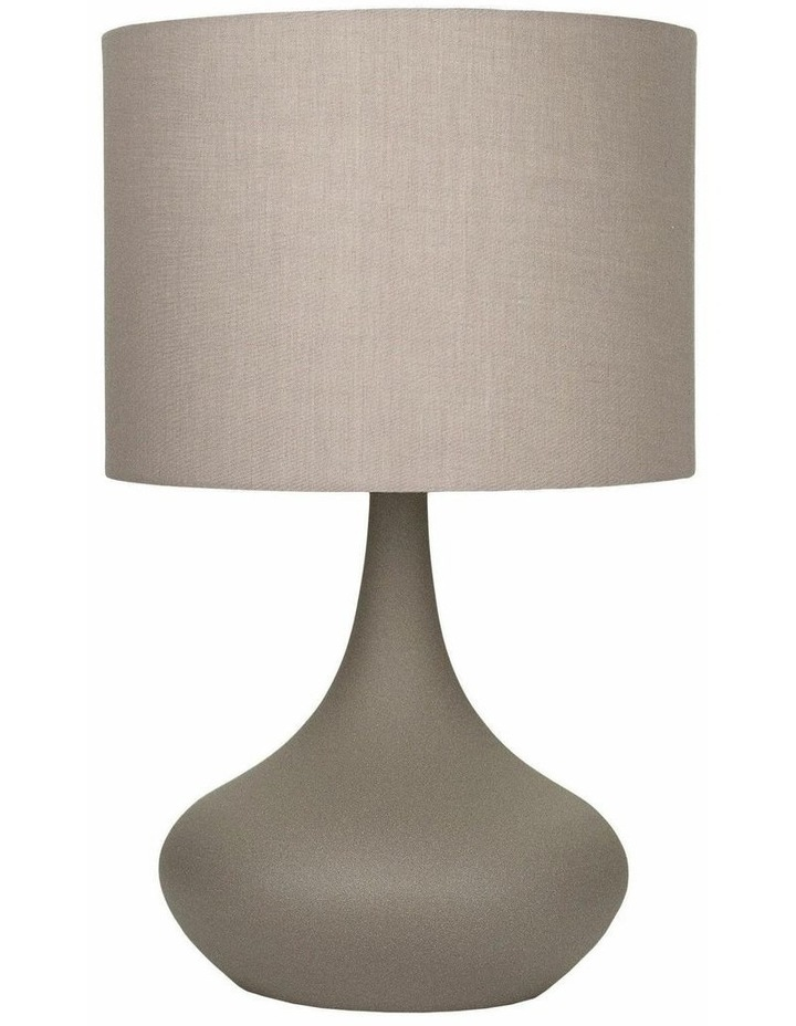 Atley Metal Touch Table Lamp Small image 1