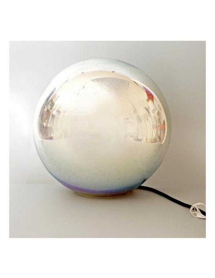 Javarone Glass Table Lamp - Single light Chrome image 4