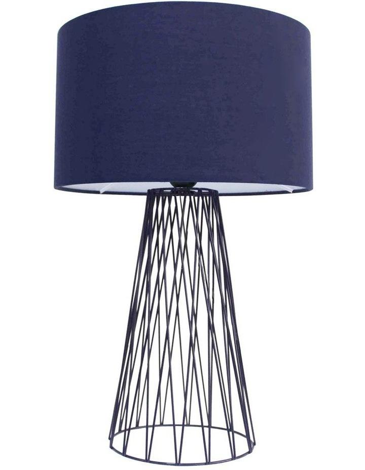 Albus Table Lamp Blue image 1