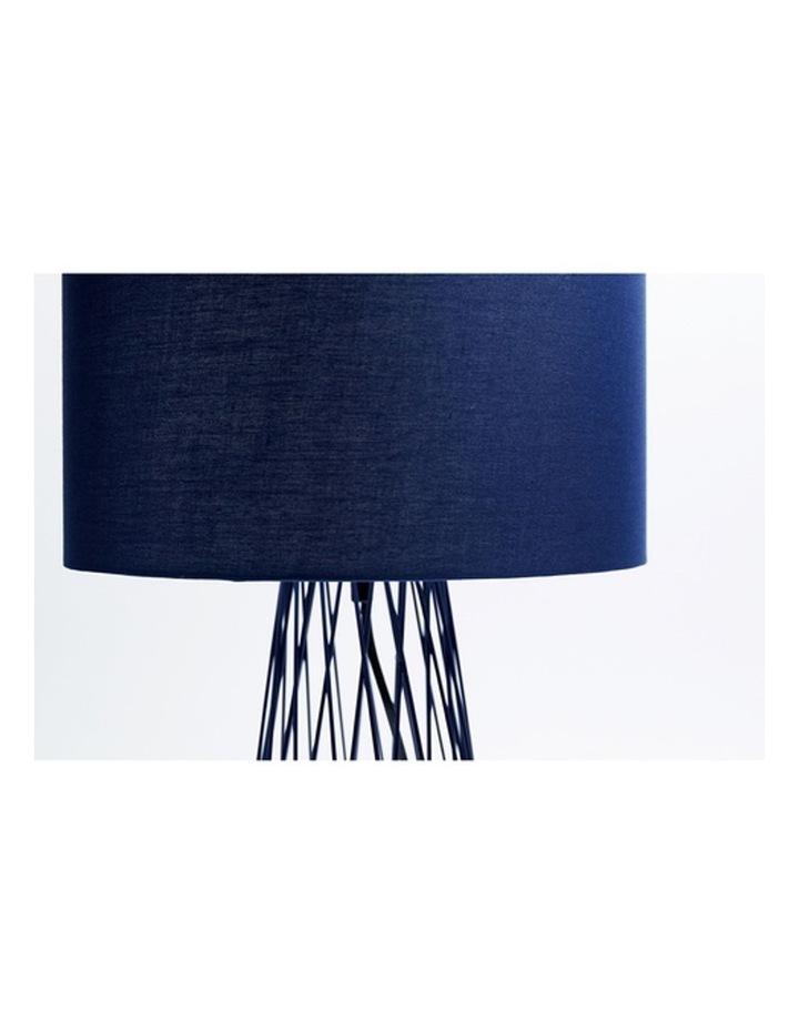 Albus Table Lamp Blue image 2