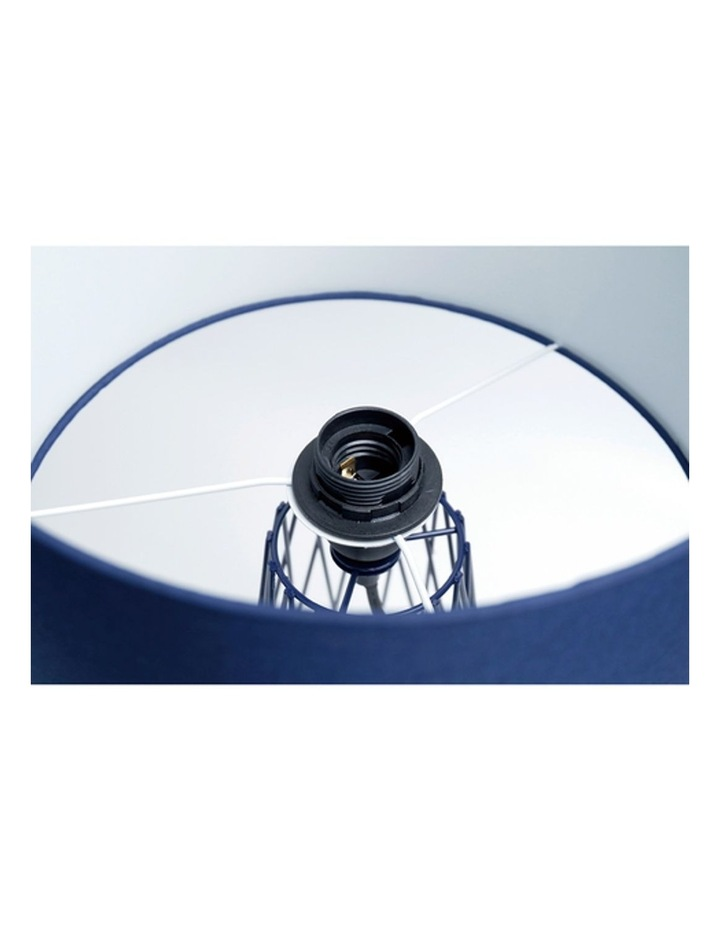 Albus Table Lamp Blue image 3