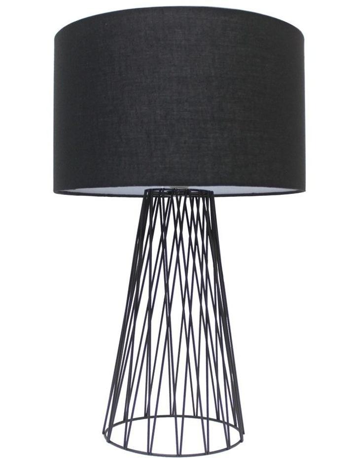 Albus Table Lamp Black image 1