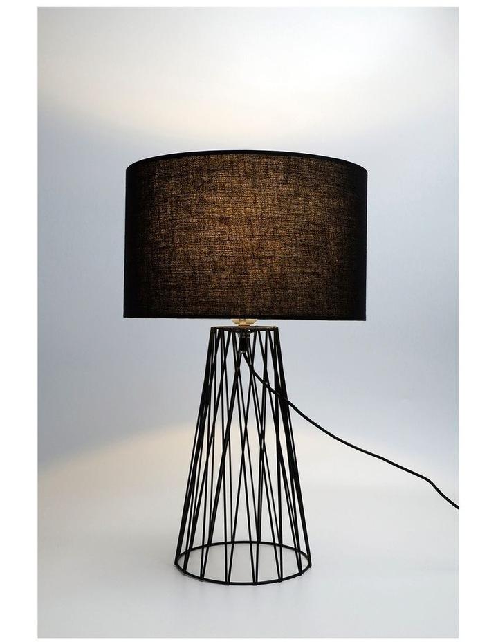 Albus Table Lamp Black image 3