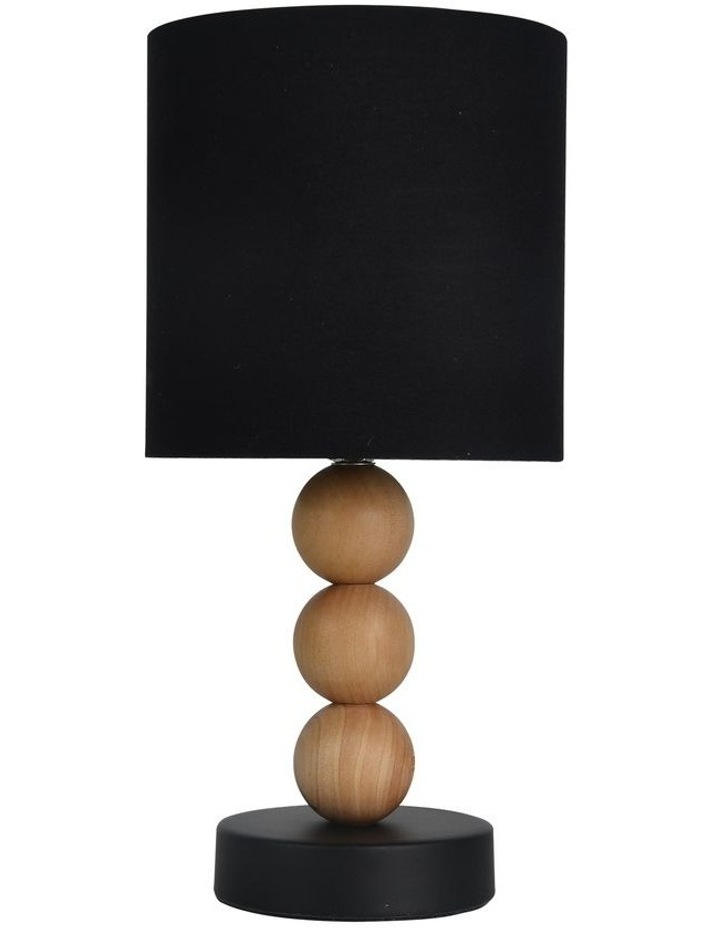 Cara Table Lamp Black image 1