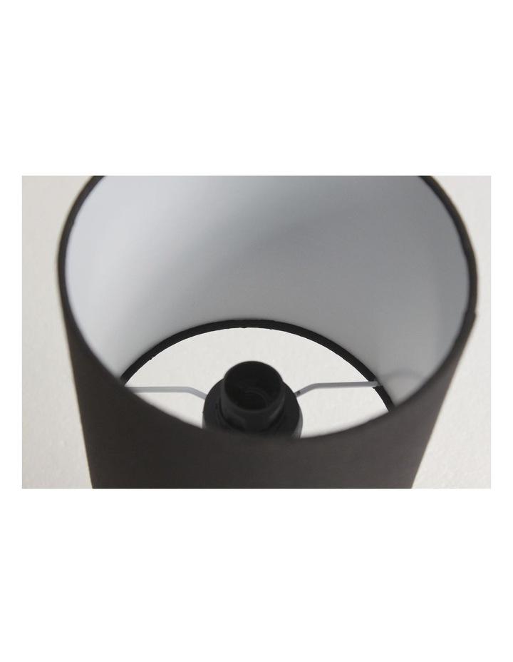 Cara Table Lamp Black image 3