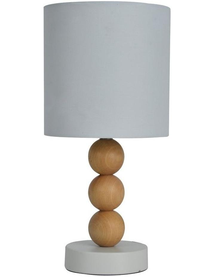 Cara Table Lamp White image 1