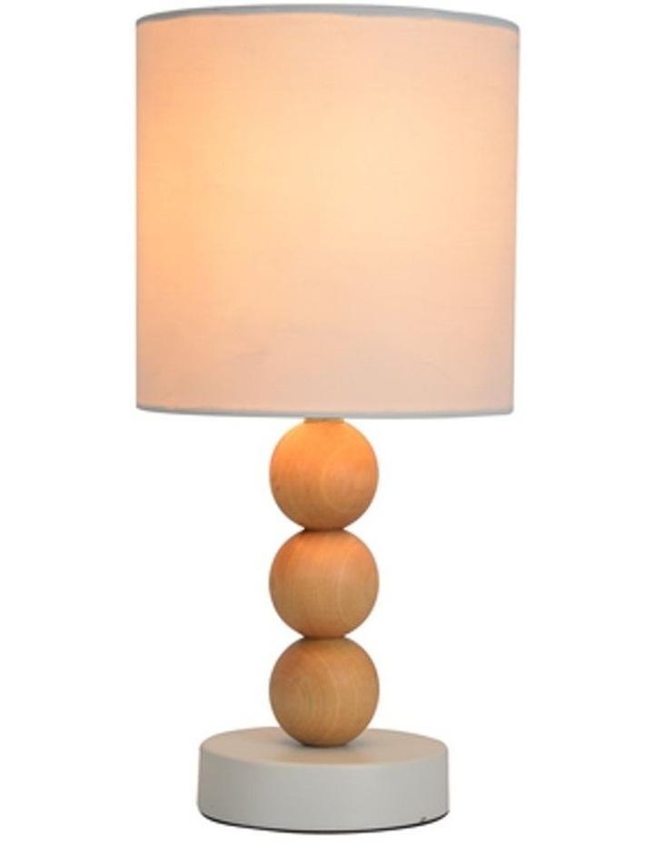 Cara Table Lamp White image 2