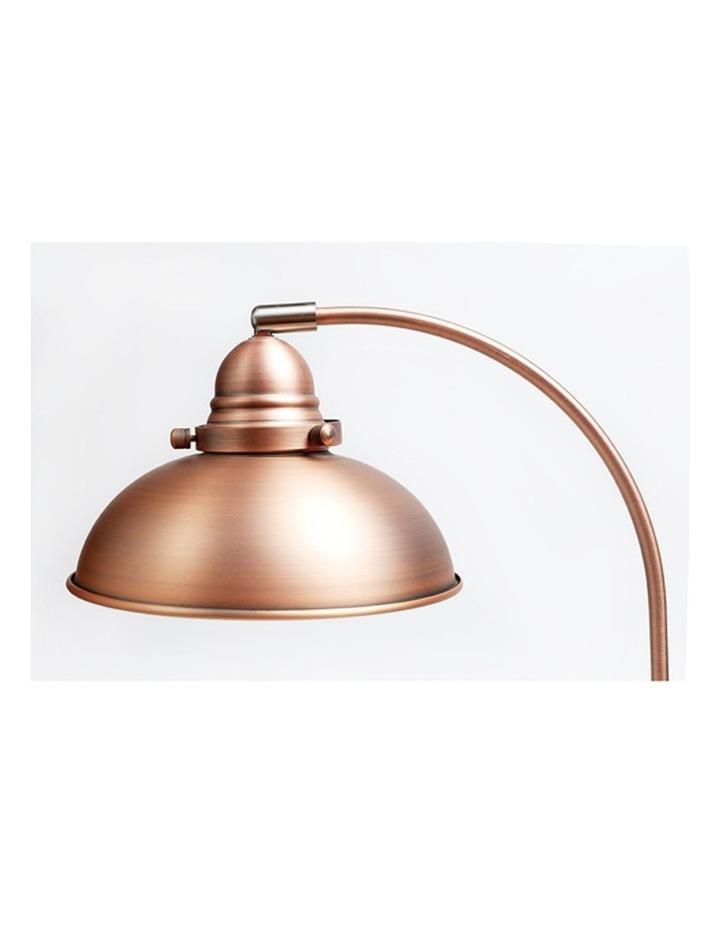 Manor Metal Floor Lamp Antique Copper image 2