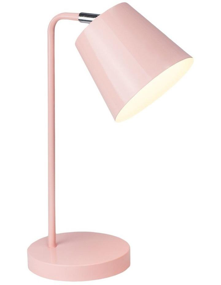 Mak Metal Desk Lamp Pink image 1